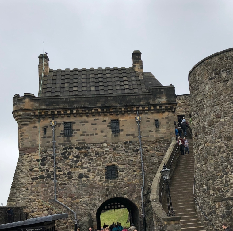 Scottish Stairs